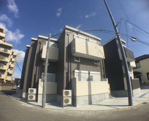 愛知県海部郡蟹江町、永和駅徒歩12分の新築 2階建の賃貸アパート