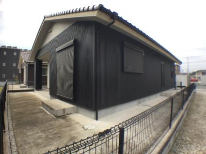 愛知県海部郡蟹江町、蟹江駅徒歩3分の築4年 1階建の賃貸一戸建て
