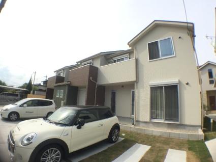 愛知県名古屋市中川区、春田駅徒歩16分の新築 2階建の賃貸アパート