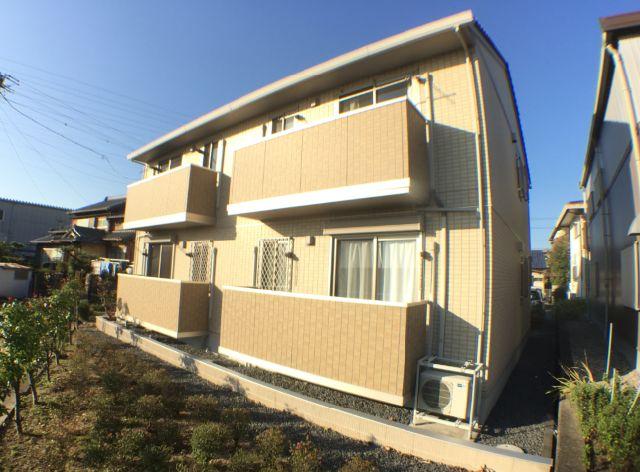 愛知県海部郡蟹江町、近鉄蟹江駅徒歩9分の築6年 2階建の賃貸アパート