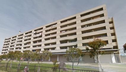 愛知県海部郡蟹江町、富吉駅徒歩1分の築45年 7階建の賃貸マンション