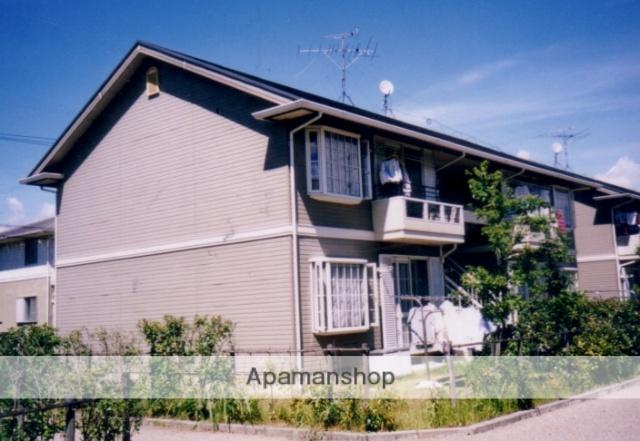 愛知県名古屋市天白区の築25年 2階建の賃貸アパート