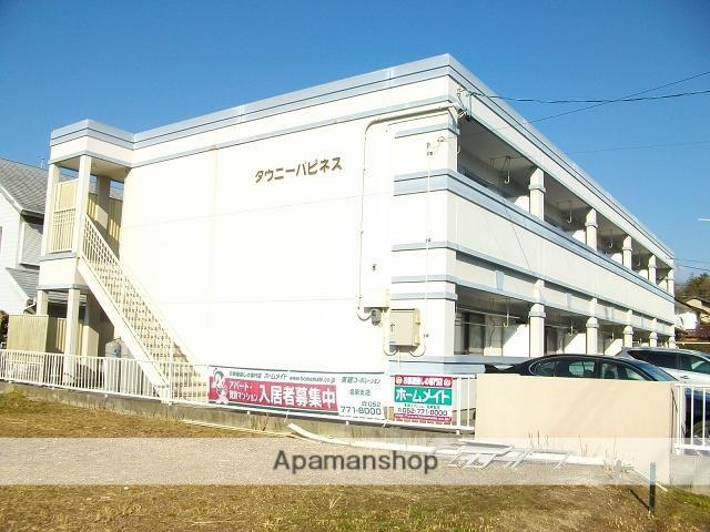 愛知県日進市、赤池駅徒歩41分の築26年 2階建の賃貸マンション
