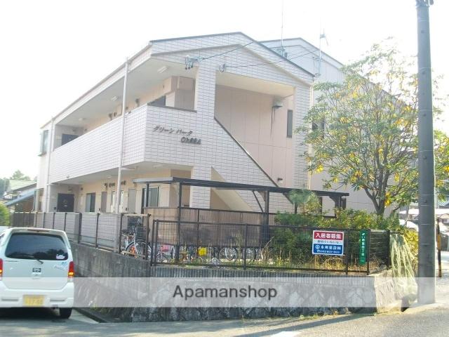 愛知県名古屋市緑区、徳重駅徒歩16分の築25年 2階建の賃貸アパート