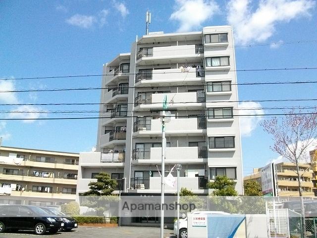 愛知県名古屋市天白区、植田駅徒歩8分の築29年 7階建の賃貸マンション