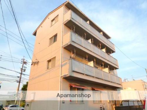 愛知県名古屋市天白区の築26年 4階建の賃貸マンション