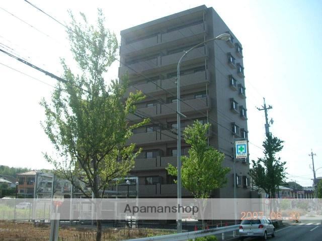 愛知県名古屋市天白区、平針駅徒歩10分の築9年 8階建の賃貸マンション