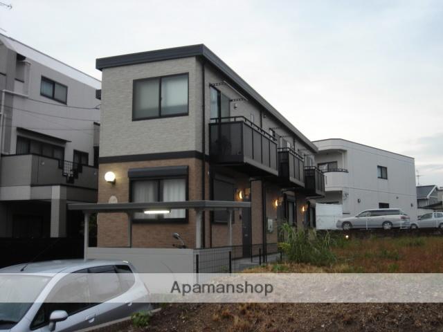 愛知県名古屋市緑区の築10年 2階建の賃貸テラスハウス