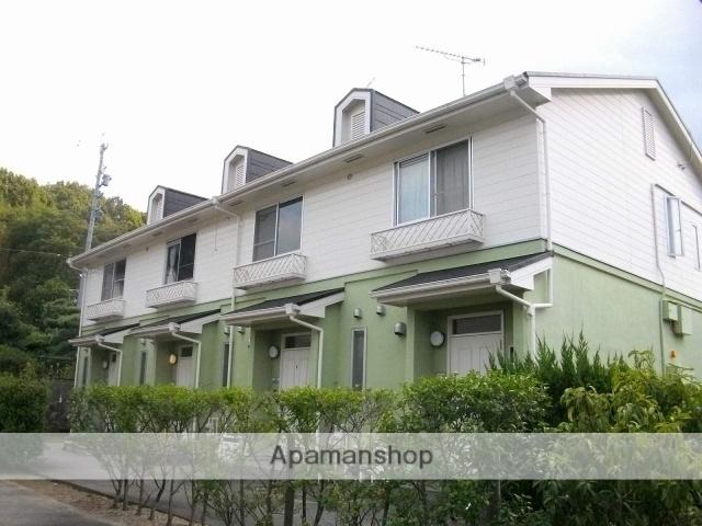 愛知県名古屋市天白区、平針駅徒歩5分の築25年 2階建の賃貸テラスハウス