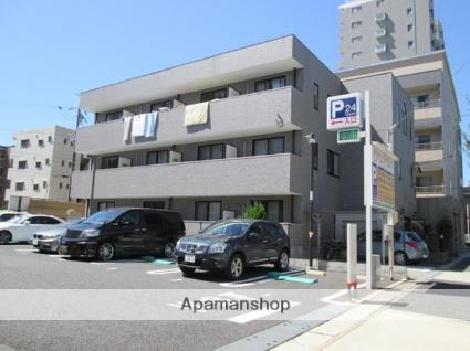 愛知県名古屋市天白区、平針駅徒歩3分の築16年 3階建の賃貸マンション