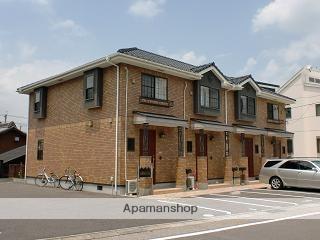 愛知県名古屋市天白区の築12年 2階建の賃貸テラスハウス