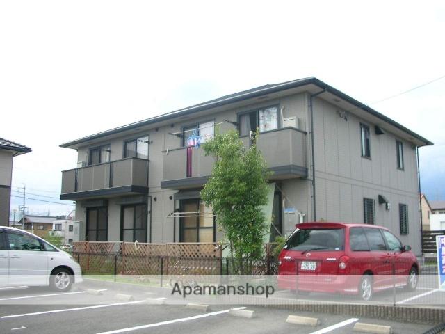 愛知県名古屋市緑区、平針駅市バスバス15分白土下車後徒歩2分の築16年 2階建の賃貸アパート