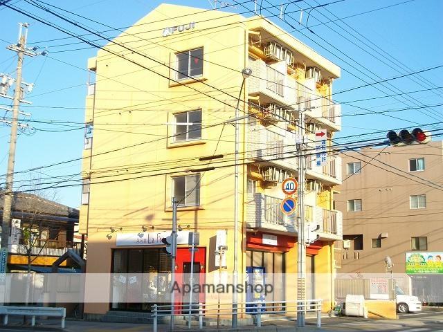 愛知県名古屋市天白区、原駅徒歩15分の築22年 4階建の賃貸マンション