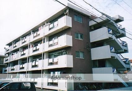 愛知県名古屋市天白区、野並駅徒歩7分の築42年 4階建の賃貸マンション