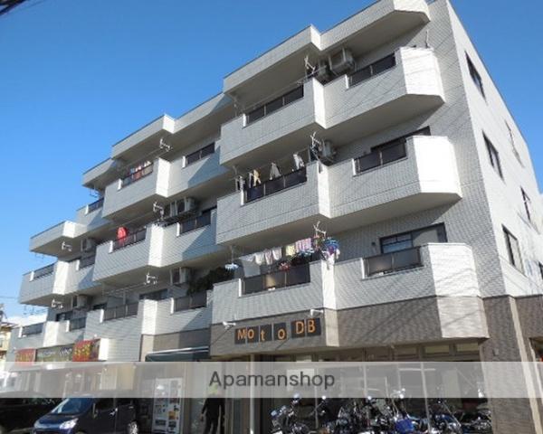 愛知県名古屋市天白区、塩釜口駅徒歩20分の築28年 4階建の賃貸マンション