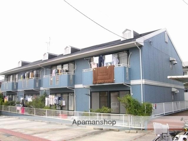 愛知県名古屋市天白区、原駅徒歩13分の築29年 2階建の賃貸アパート