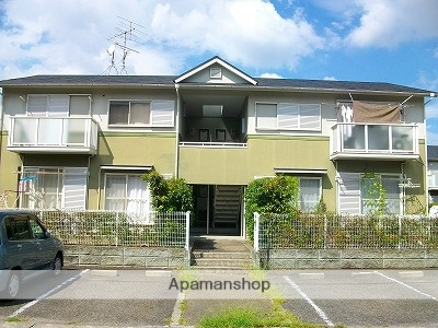 愛知県名古屋市天白区、植田駅市バスバス14分西入町下車後徒歩5分の築25年 2階建の賃貸アパート