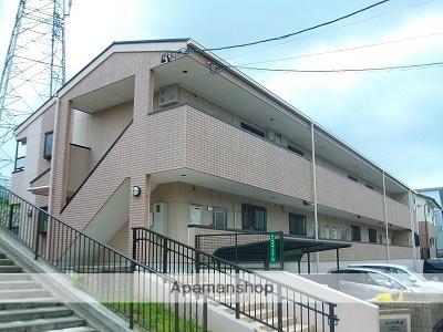愛知県名古屋市緑区、平針駅市バスバス16分東神の倉二丁目下車後徒歩4分の築13年 2階建の賃貸アパート