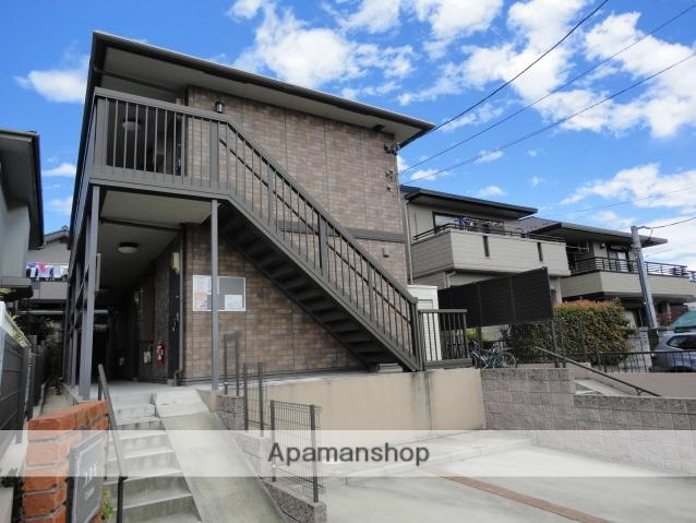 愛知県名古屋市緑区、神沢駅徒歩7分の築9年 2階建の賃貸アパート