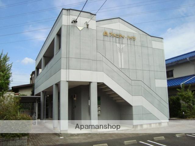 愛知県名古屋市緑区、徳重駅市バスバス12分神の倉二丁目下車後徒歩1分の築13年 2階建の賃貸アパート