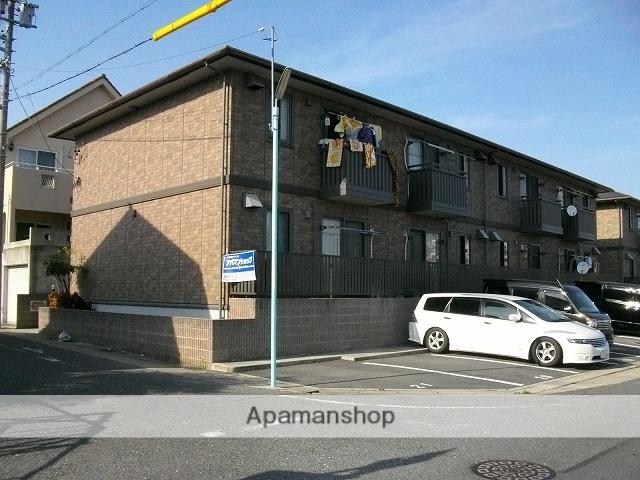愛知県名古屋市緑区、徳重駅徒歩10分の築10年 2階建の賃貸アパート