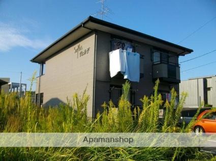 愛知県名古屋市緑区、徳重駅徒歩14分の築12年 2階建の賃貸アパート