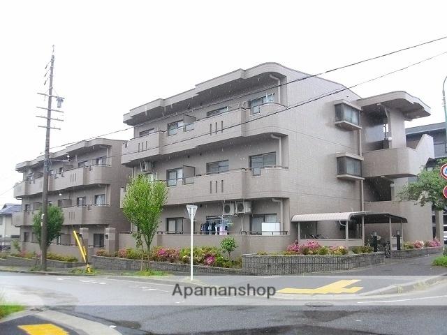 愛知県名古屋市緑区、徳重駅徒歩15分の築20年 3階建の賃貸マンション