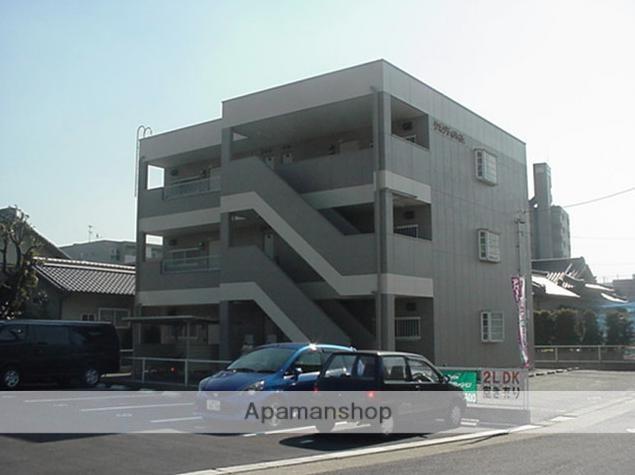 愛知県名古屋市緑区の築19年 3階建の賃貸マンション