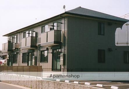愛知県名古屋市緑区、徳重駅徒歩17分の築15年 2階建の賃貸アパート