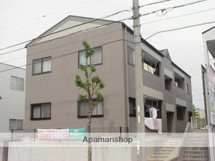 愛知県名古屋市緑区の築20年 2階建の賃貸アパート