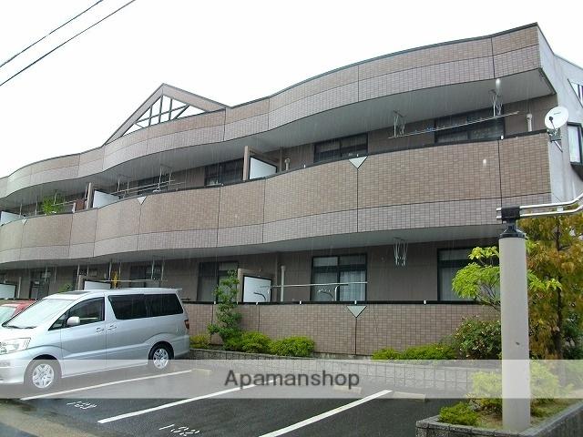 愛知県名古屋市緑区の築17年 2階建の賃貸アパート