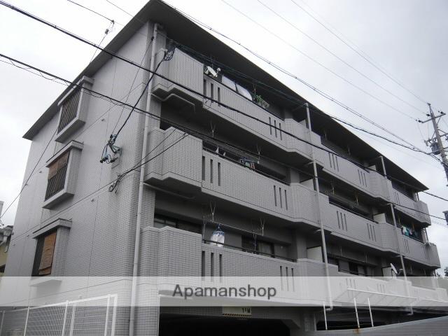愛知県名古屋市緑区、徳重駅市バスバス8分横吹下車後徒歩3分の築20年 3階建の賃貸マンション