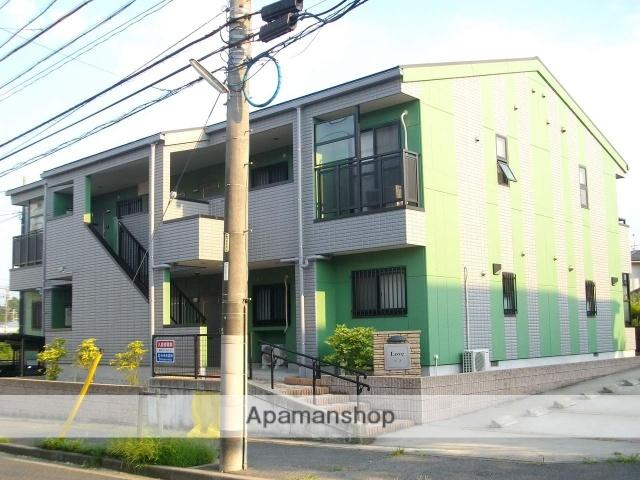 愛知県名古屋市緑区、徳重駅徒歩12分の築8年 2階建の賃貸アパート