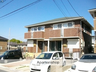 愛知県日進市、日進駅徒歩20分の築9年 2階建の賃貸アパート