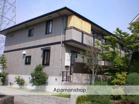 愛知県名古屋市緑区、徳重駅徒歩19分の築18年 2階建の賃貸アパート