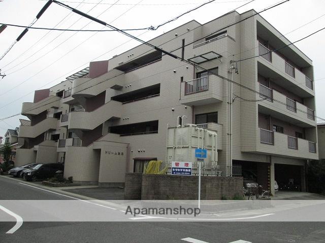 愛知県名古屋市天白区、総合リハビリセンター駅徒歩16分の築27年 4階建の賃貸マンション
