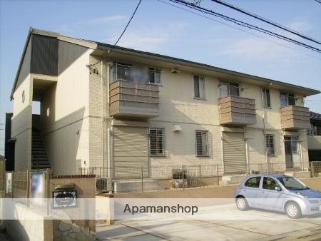 愛知県名古屋市緑区、徳重駅徒歩15分の築11年 2階建の賃貸アパート