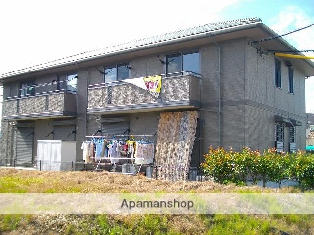 愛知県名古屋市緑区、徳重駅名古屋市バスバス13分白土下車後徒歩3分の築14年 2階建の賃貸アパート