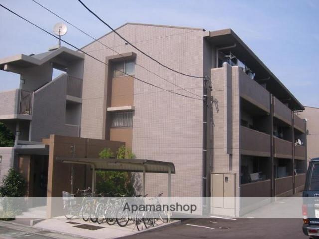 愛知県名古屋市緑区、野並駅徒歩8分の築14年 3階建の賃貸マンション