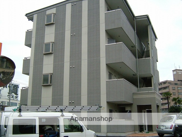 愛知県名古屋市天白区、塩釜口駅徒歩9分の築7年 4階建の賃貸マンション