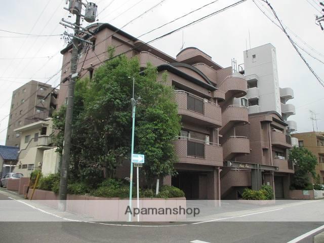 愛知県名古屋市天白区、原駅徒歩8分の築26年 5階建の賃貸マンション