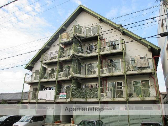 愛知県名古屋市天白区、塩釜口駅徒歩5分の築31年 5階建の賃貸マンション