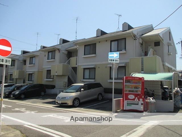 愛知県名古屋市天白区、平針駅徒歩14分の築28年 2階建の賃貸アパート