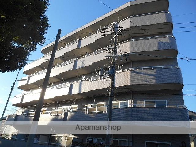 愛知県名古屋市天白区の築27年 5階建の賃貸マンション