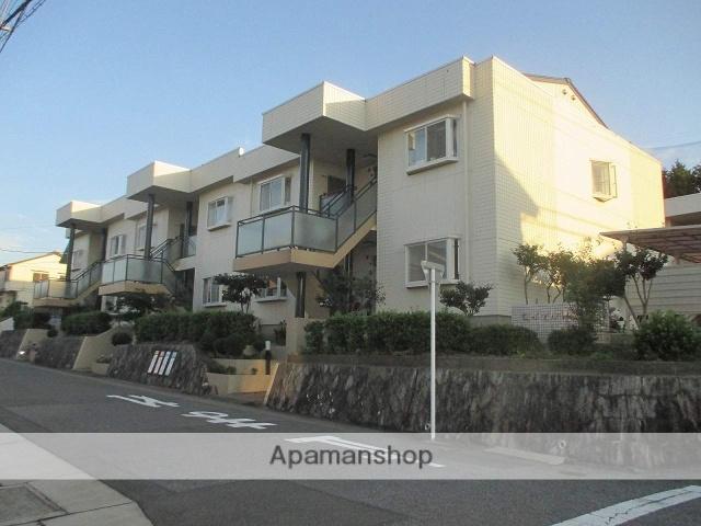 愛知県名古屋市緑区、徳重駅徒歩12分の築26年 2階建の賃貸マンション