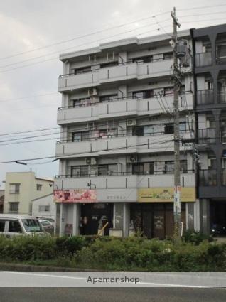 愛知県名古屋市天白区、野並駅徒歩3分の築23年 5階建の賃貸マンション