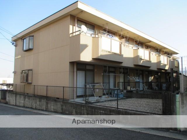 愛知県名古屋市天白区、原駅徒歩15分の築27年 2階建の賃貸マンション