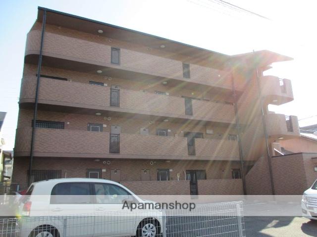 愛知県名古屋市天白区、塩釜口駅徒歩7分の築16年 4階建の賃貸マンション