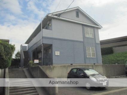 愛知県日進市、星ヶ丘駅名鉄バスバス15分石神下車後徒歩5分の築20年 2階建の賃貸アパート