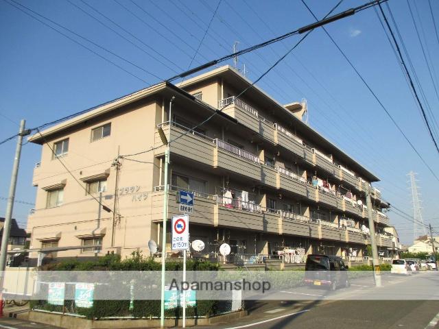 愛知県名古屋市天白区、瑞穂運動場東駅徒歩22分の築32年 4階建の賃貸マンション